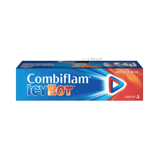 Combiflam Icy Hot Fast Pain Relief Gel 30g