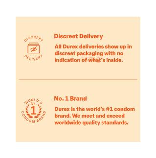 Durex Extra Dots Condom 10s 4