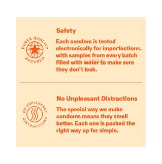 Durex Extra Dots Condom 10s 5
