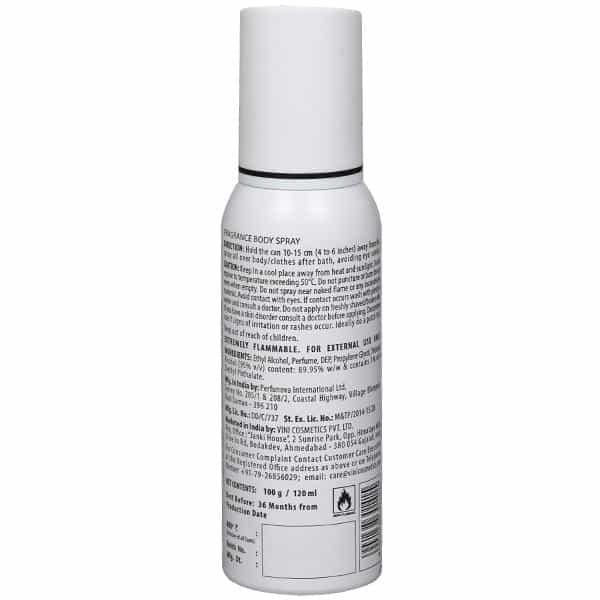 Fogg Master Pine Fragrance Body Spray 120 ml 2