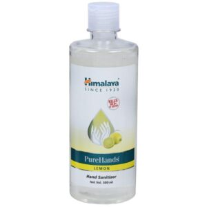 Himalaya Pure Hands Lemon Hand Sanitizer 500 ml