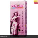 Masolin Breast Massage Oil