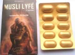 Musli Lyfe Gold Capsule for long time Sex
