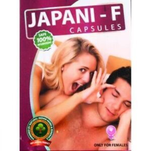 Japani F Capsules for Female Sex Power