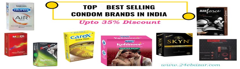 Best Selling Condom Brands in India 829