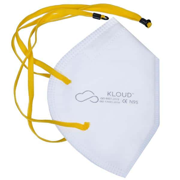 Kloud N95 Respirator Face Mask